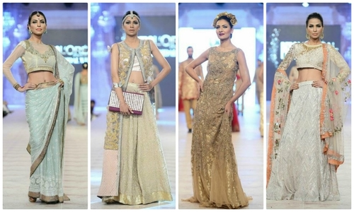 PFDC Bridal Week Day 1: Hit and miss