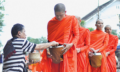 Travel: Monks, meditation and the mighty Mekong