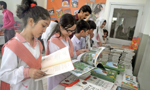 NGO organises book fair