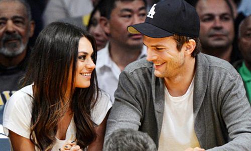 Ashton Kutcher, Mila Kunis welcome baby girl