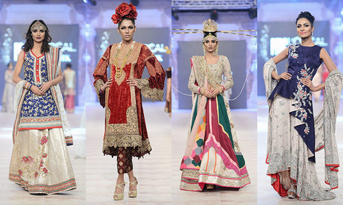 PFDC Bridal Week Day 2: More hits than misses