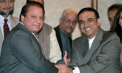 'Go Nawaz' gets PPP stars 'going'