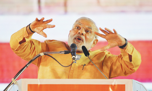 Modi on test in Maharashtra, Haryana polls