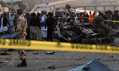 Mastermind of Chaudhry Aslam attack killed, police claim