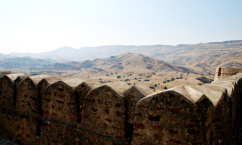 Mysterious Ranikot: 'The world's largest fort'