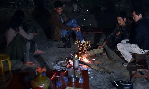 Earthquake jolts China's Yunnan province