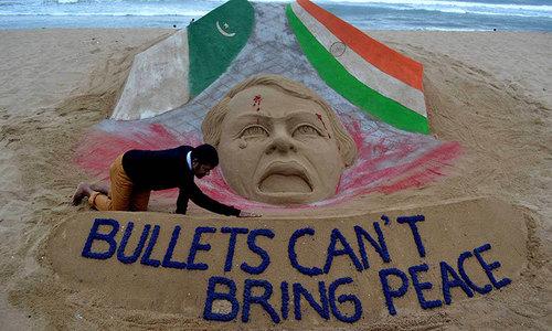 UN chief urges Pakistan, India to resolve border violence through talks