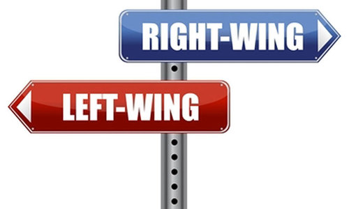 Cross pollination: When left turns right (and vice versa)