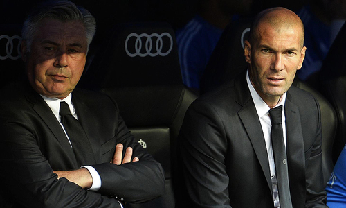 Diploma-less Zidane threatened with ban: Real