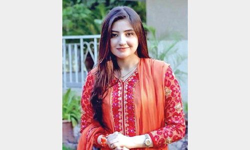 Rising Pashto artist to launch her singing career in Urdu soon