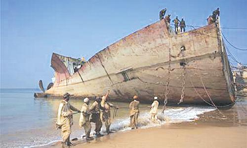 Surge in metal scrap imports