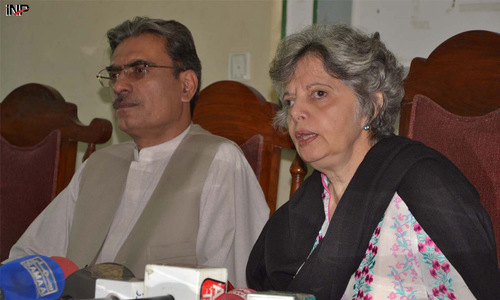 300,000 people have left Balochistan, says HRCP chief