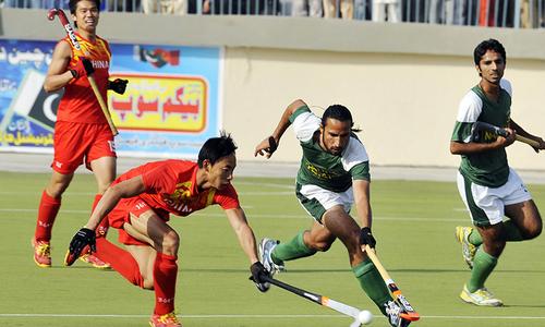 'Future bright for Pakistan hockey'