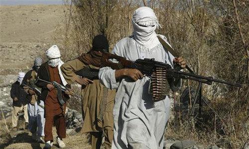 Taliban attack kills six Afghan police