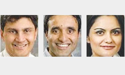 Three Pakistani-American doctors die in crash