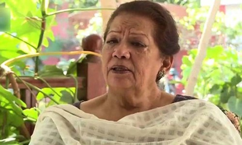 Imran asks govt to produce Zahra Shahid's killers before court
