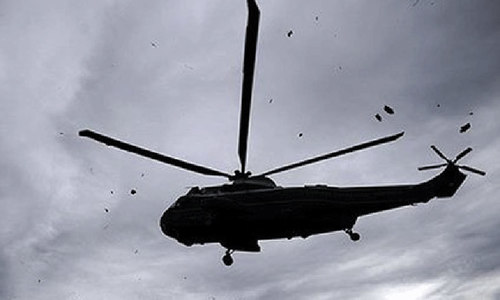 Nato helicopters violate Pakistani airspace near Pak-Afghan border