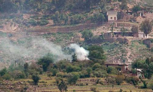 Five killed in Khyber explosion