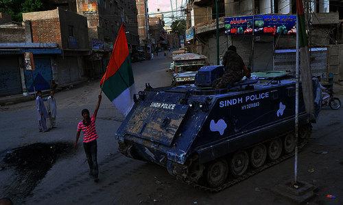 MQM activist gunned down in Hyderabad