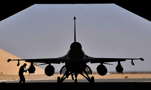 21 suspected militants killed as jets bomb hideouts in Khyber
