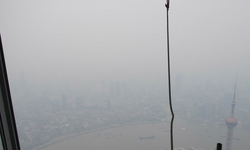 "Deadly smog: ""Blue Sky now,"" Greenpeace tells China"