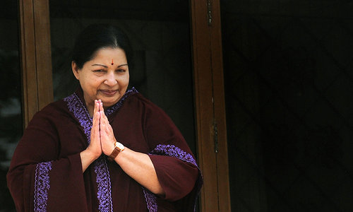 India's top court grants bail to Jayalalithaa Jayaram