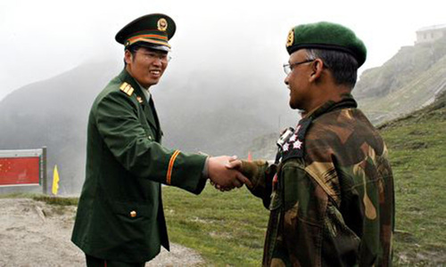 China, India to hold counter-terrorism drills