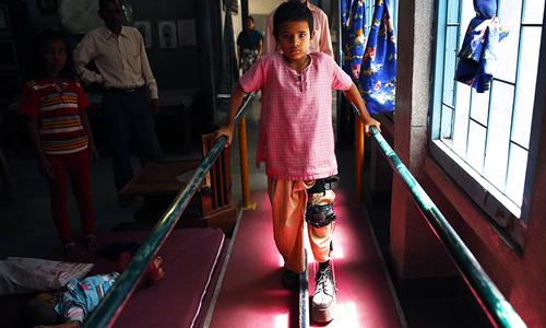 خیبر ایجنسی اور جنوبی وزیرستان میں پولیو کے دو نئے کیسز