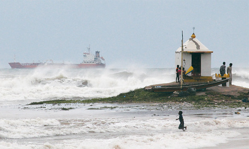 Death toll in India from cyclone Hudhud climbs to 41