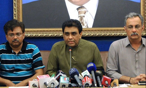 MQM announce decision to separate from Sindh government