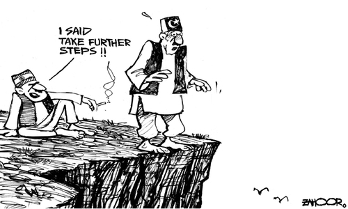 Cartoon: 20 October, 2014