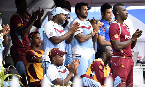 Battle lines drawn in Windies fiasco