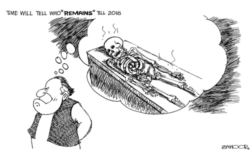 Cartoon: 21 October, 2014