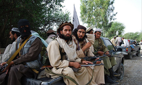 Khyber Agency militants warn 'human shield' tribesmen to stay put