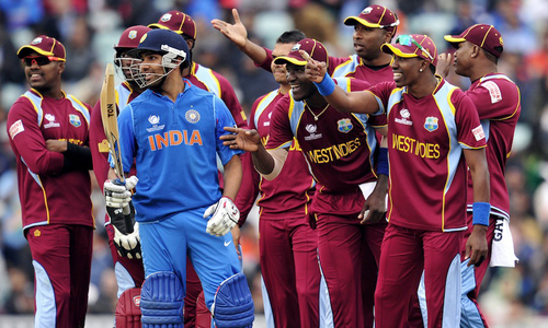 India suspends all future tours with West Indies
