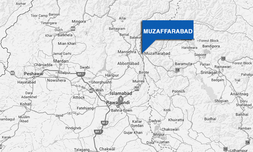 Briton shot dead in Azad Kashmir