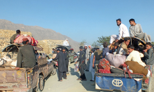 More registration points opened as number of IDPs swells