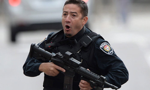 US, Canada air defenses on high alert after Ottawa shooting