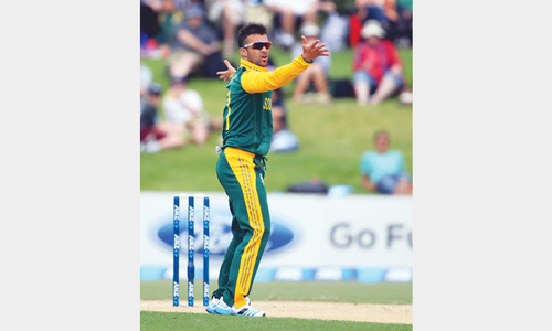 Duminy reflects SA's confidence