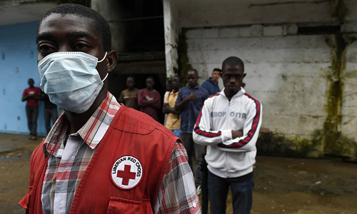 Epidemic may be contained in six months, claims Red Cross