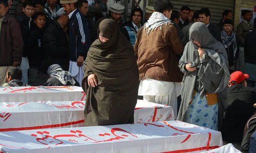 Eight Hazaras gunned down in Quetta bus attack