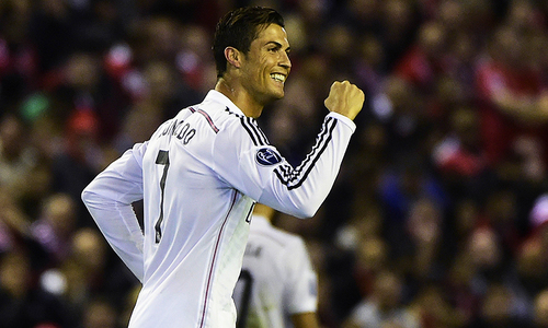 Ronaldo leads rout as Real outclass Liverpool