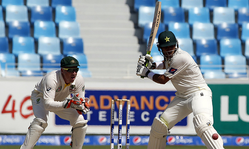 Day 2: Shafiq, Sarfraz take Pakistan to 328/5 at lunch