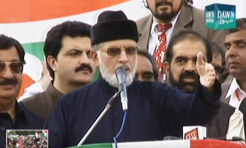 God decided to give 'Pharaohs' some time, says Qadri