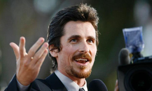 Christian Bale to play Apple's Steve Jobs