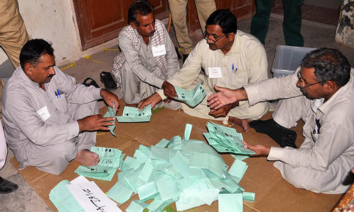 PML-N wins Sheikhupura PP-162 by-elections