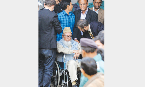 Jailed JI leader Ghulam Azam dies in Dhaka