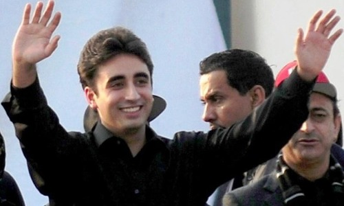 'Liberal fascists' with Zia's mindset in Karachi working against Sindhis, says Bilawal