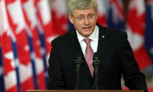 Canadian PM sees IS behind attacks