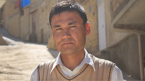 Situationer: Hazaras: Fault in their faces